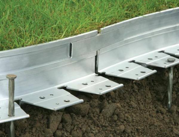 AluKante - Verbindungsstück 25-40mm aus Aluminium