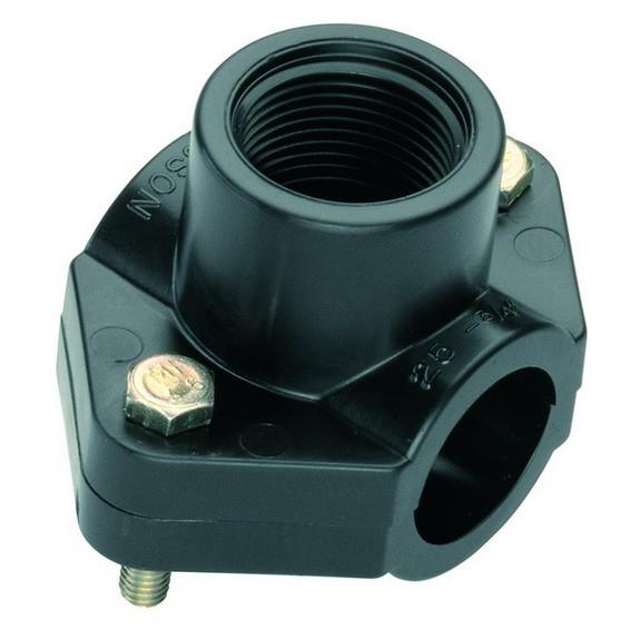"""Sprinklersystem pro Anbohrschelle, 25 mm x 3/4""""-Innengewinde"""