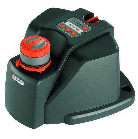 Comfort Vielflächenregner AquaContour automatic